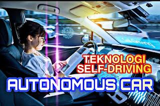 Teknologi Lidar Self driving