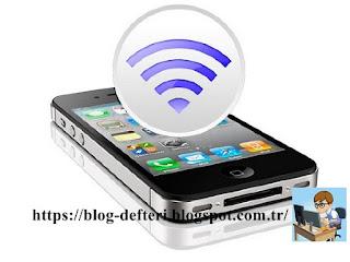 İphone'lerde Wifi-Hücresel Veri Problemi