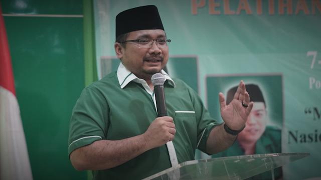 Tuding Lagi Eks HTI & Islam Radikal Pendukung Prabowo, Fitnah Murahan Ketum GP Ansor