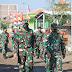 Kepala Staf Korem 073/Makutarama Letkol Cek Lokasi Serbuan Teritorial Di Sayung