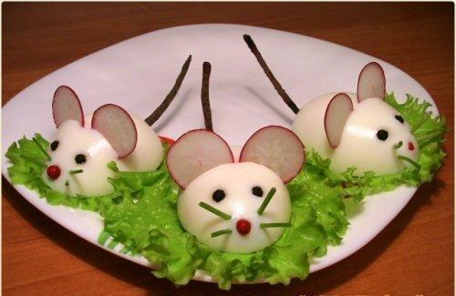 Reteta de oua umplute cu spanac si branza feta