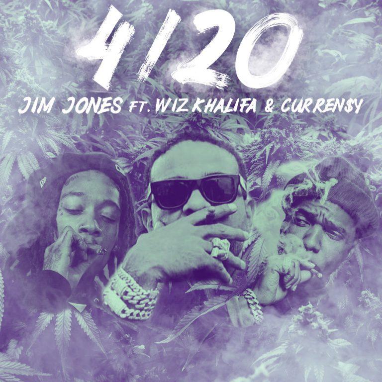jim jones 420 cover