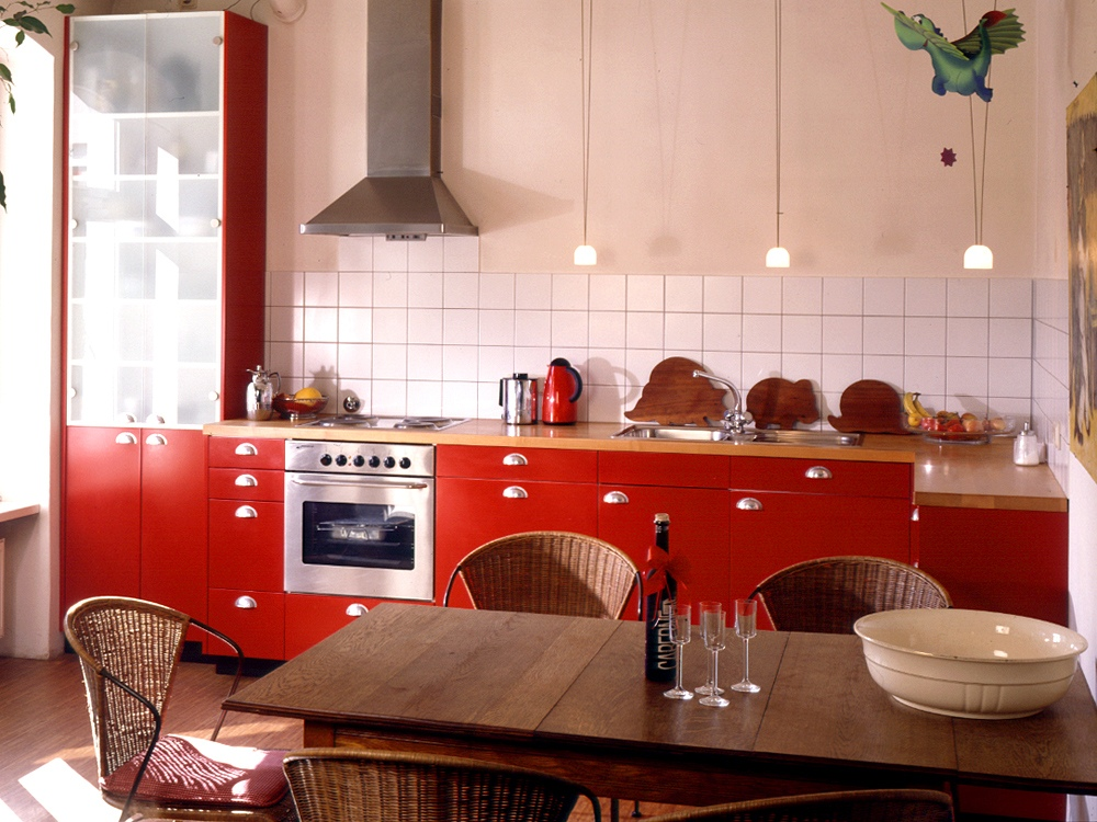 Fotos ideas para decorar casas for Una cocina moderna