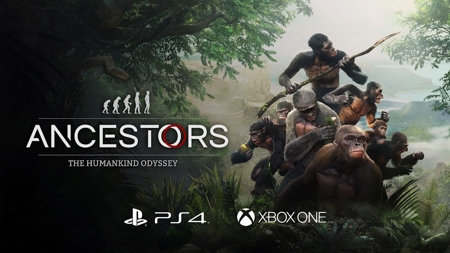 ancestors the humankind odyssey ps4 xb1 panache digital games private division
