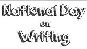 National Day on Writing Wishes Pics