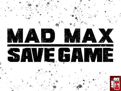 mad max 2015 save game pc