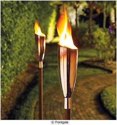 Garden Torches