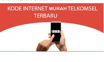kode internet murah telkomsel