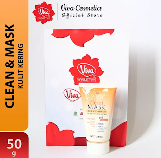 Clean mask