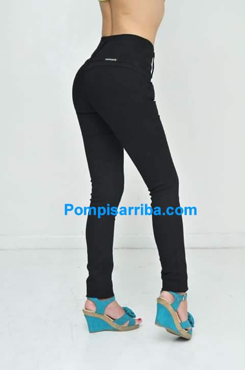 Jeans Corte Colombiano al Mayoreo Tamaulipas color negro 2020 2021