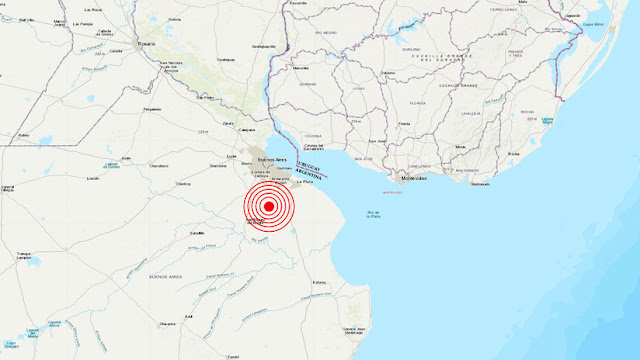 Un sismo de magnitud 3,8 afecta a Buenos Aires en el inicio de la Cumbre del G-20
