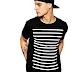 Pinaken Men's Half Sleeve Round Neck Printed Cotton T-Shirts - 299 RS