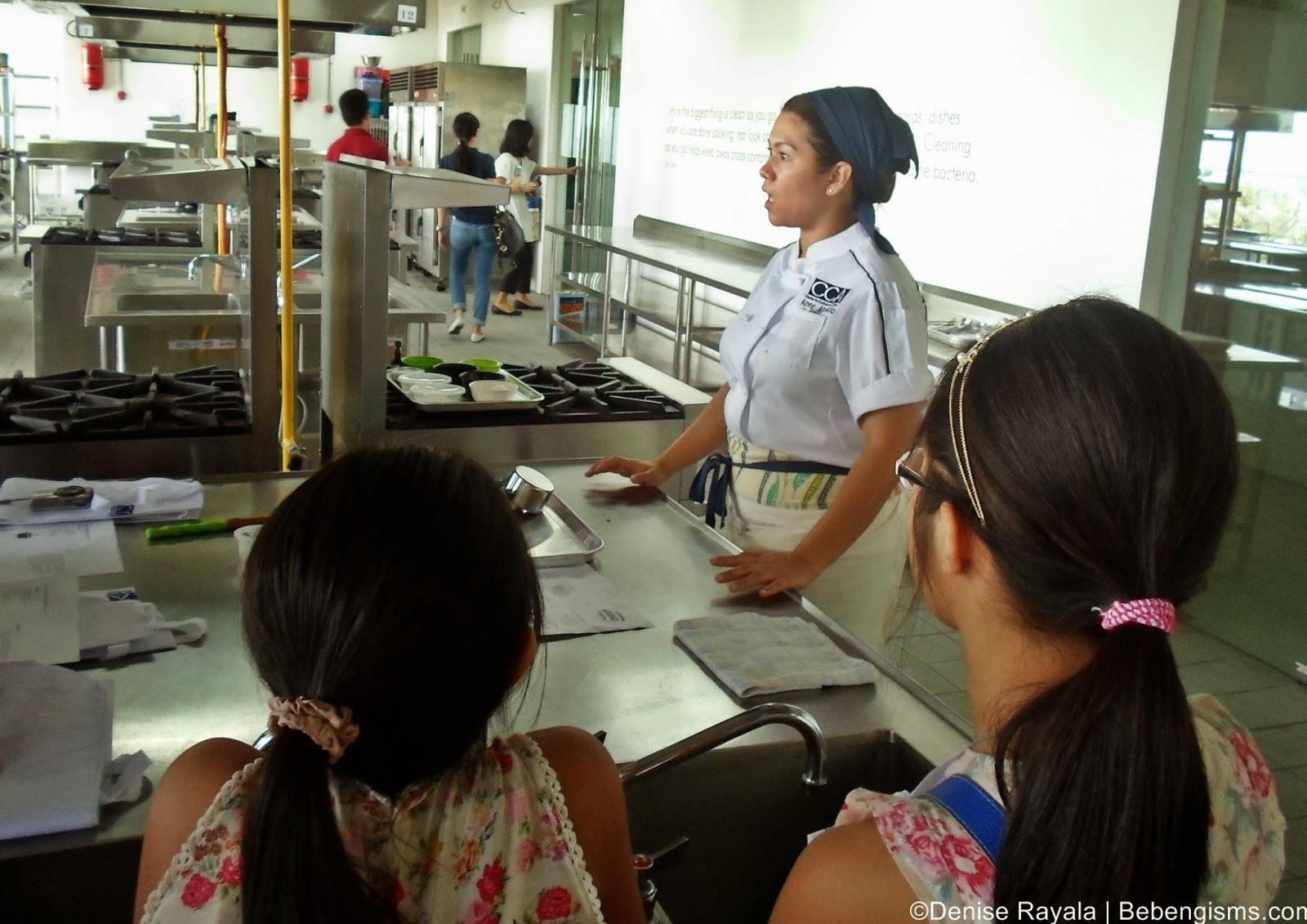 Royal Domesticity by Denise Rayala: CCA Manila's Young Chefs