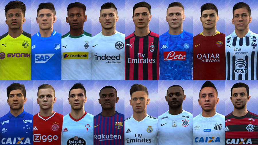 FIFA 14 New Db Update with Faces and Players skills (24_03_2019)