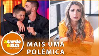Zé Felipe diz ter sofrido ameaças de Mallu Ohana – Luan Santana e Jade Magalhães terminam noivado