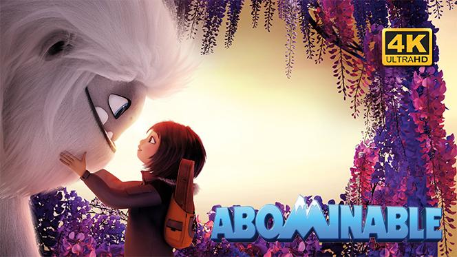 Un amigo abominable (2019) 4K UHD 2160p Latino-Ingles