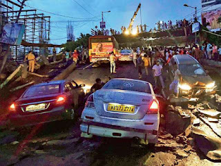 Kolkata Flyover Tragedy Day, Completion of 3 years