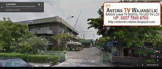 Jual ANTENA TV WAJANBOLIC PT. SAI Indonesia Pulo Gadung Jakarta Timur