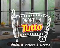 Logo ''Vinci con Tenderly e Tutto '': ogni mercoledì in palio 20 biglietti cinema