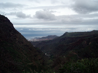 Valle de Agaete