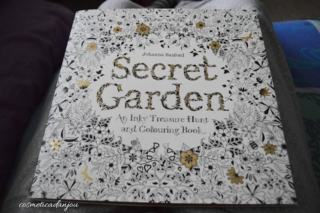 Cosmetica D Anjou Secret Garden An Inky Treasure Hunt