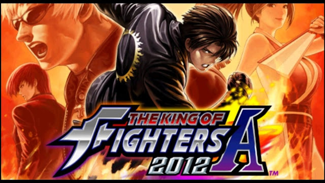 THE KING OF FIGHTERS-A 2012 APK 1.0.4 Mod (Puntos) + Datos SD