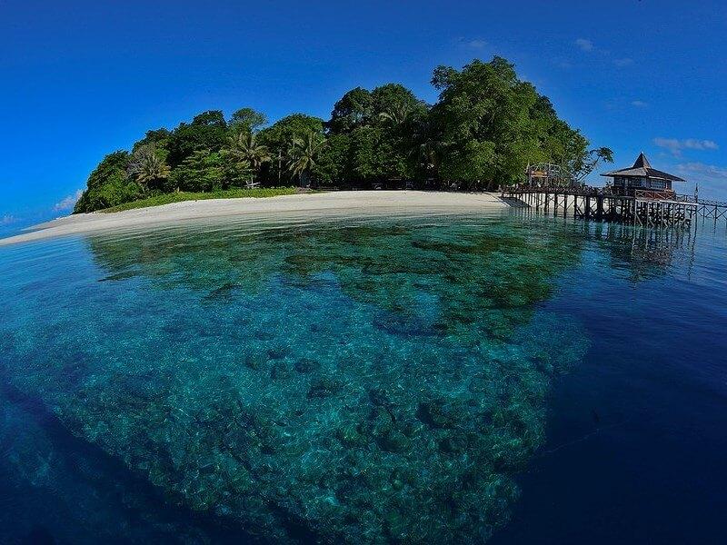 Pulau Menarik Di Semporna