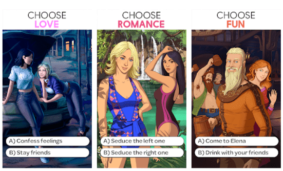 Stories Your Choice Mod Apk
