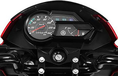 Yamaha Saluto 125 speedo mitor HD Photo