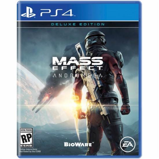 Desvelado el boxart de Mass Effect Andromeda 2