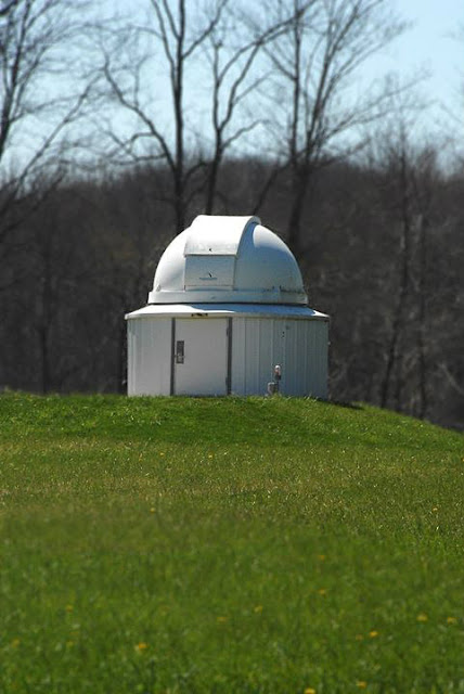 The Observatory at @GSNEO Camp Timberlane