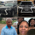 Checkout the latest 2016/2017 Lexus Jeep Kidnapper Evans' wife, drives (photo)