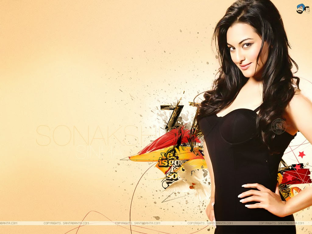 Sonakshi Sinha Hd Wallpapers: Deepika Padukone: Sonakshi Sinha Wallpapers HD