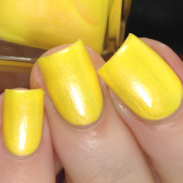 Night Owl Lacquer-Cheerful