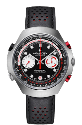 Hamilton Chrono-Matic 50 Auto Chrono