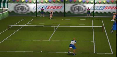 【N64】全明星網球99(All Star Tennis '99),懷舊的網球運動遊戲!