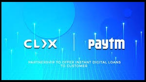 Paytm Customer Care Articles : Paytm partnered With Clix Finance