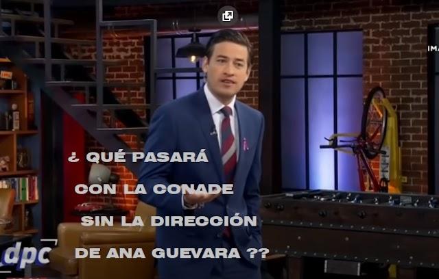 ¿Qué será de la CONADE sin Ana Guevara? Amarga realidad por Imagen Noticias