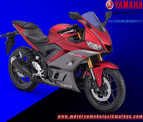 Mau Kredit Motor Yamaha R25 Tasikmalaya