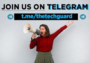 The Tech Guard Telegram