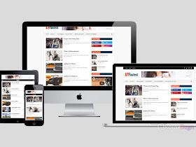 Faster Fast Loading Blogger Template (Redesign Blogger Template Free) - Responsive Blogger Template