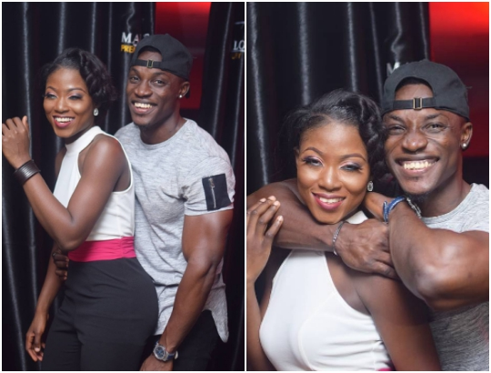 Some Fans Say The chemistry between Debie-Rise and Bassey is apparent! (Photos)