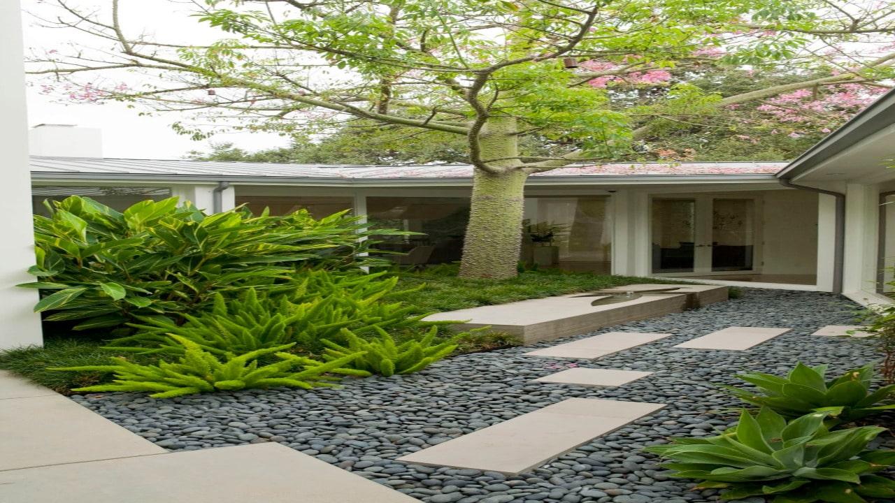 patios sencillos