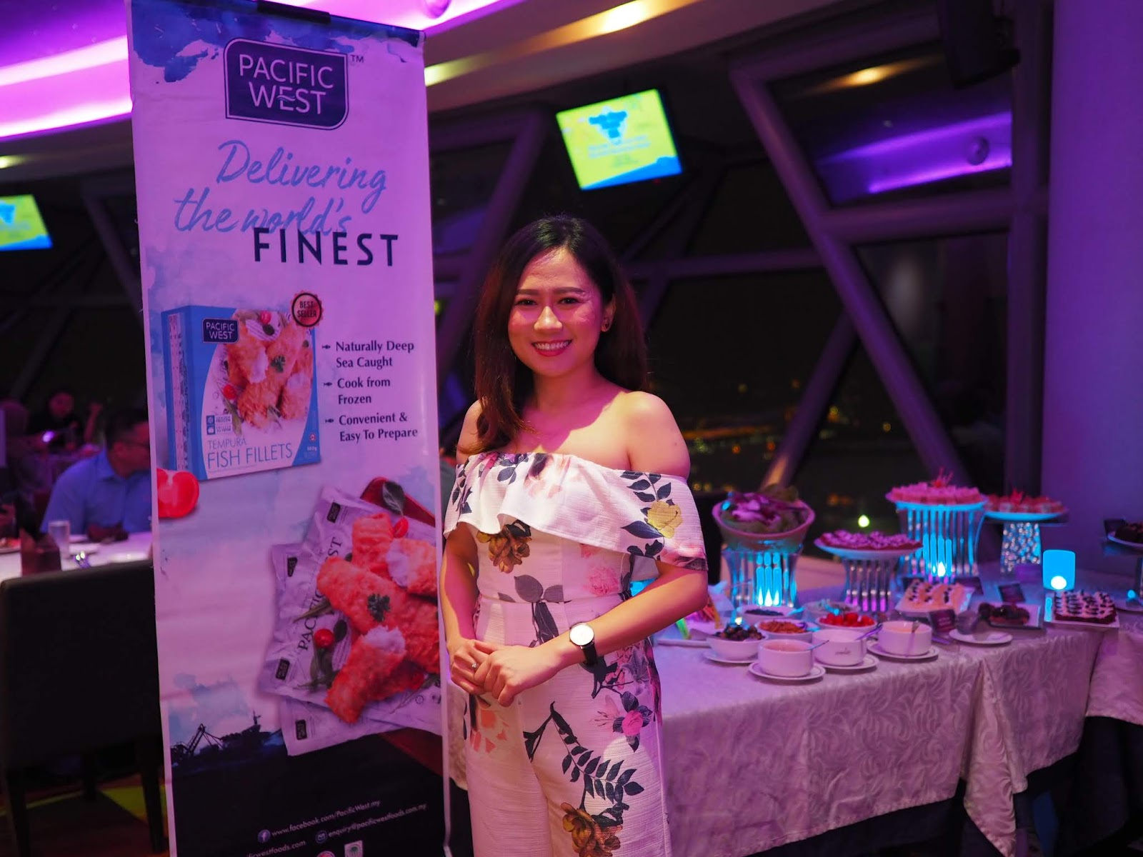 [Event] Ceria Raya Feast with Pacific Place @ Atmosphere 360, KL Tower.
