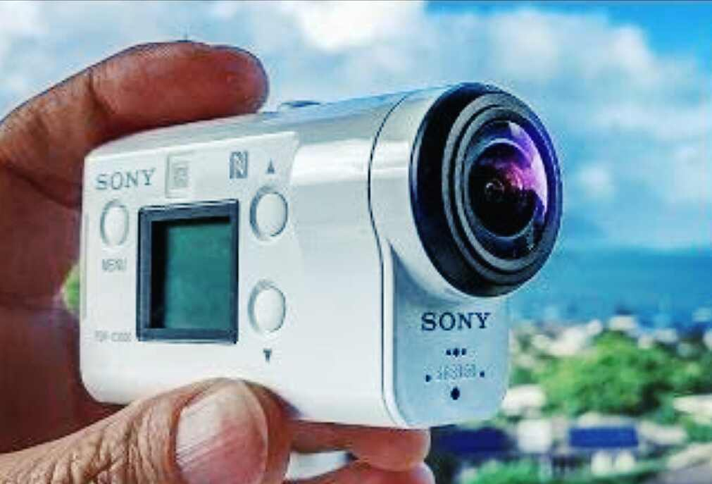 Sony Action Cam FDR-X3000R