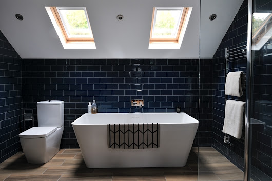 Holywell Luxury Master Bathroom -Ensuite feature in February 2016 issue of Real Homes