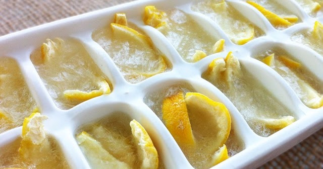 10 genius reasons why you should keep lemons in the freezer