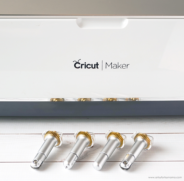 4 New Cricut Maker Tools