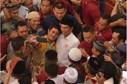 Jokowi Kunjungi Bintaro Jaya Xchange dan Pasar Modern Bintaro