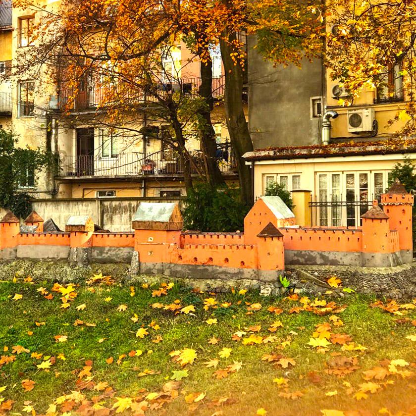 Високий замок у Львові